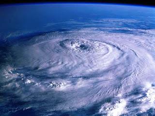 nube huracanada