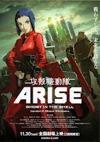Ghost In The Shell Arise: Border 3 – Ghost Tears (2014) BluRay 720p 400MB