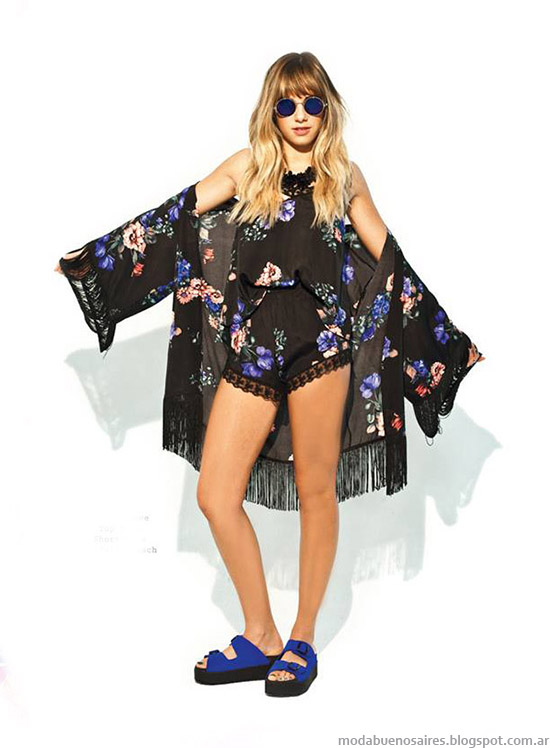 47 Street verano 2015. Moda 2015.