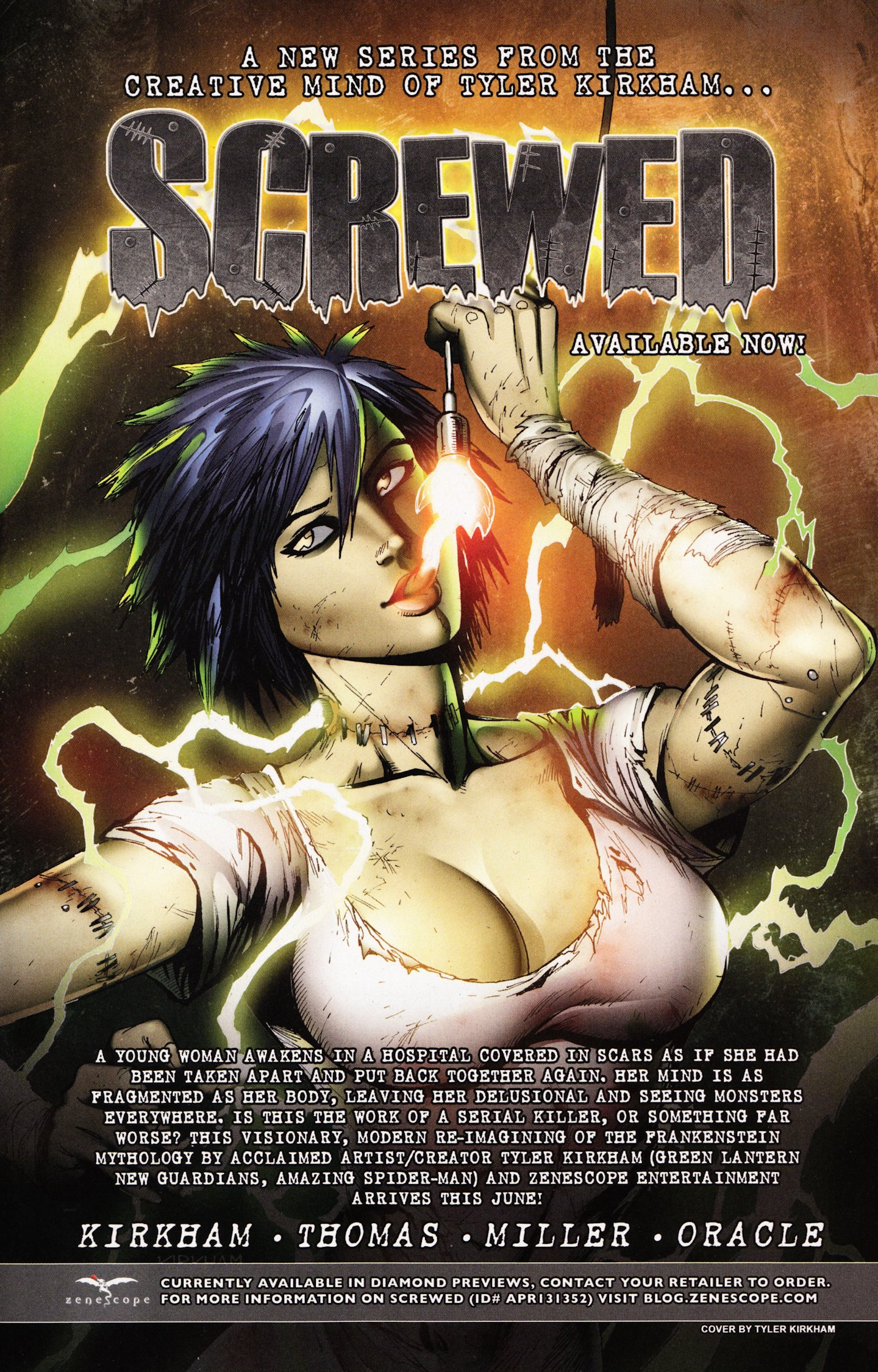 Grimm Fairy Tales (2005) Issue #87 #90 - English 34