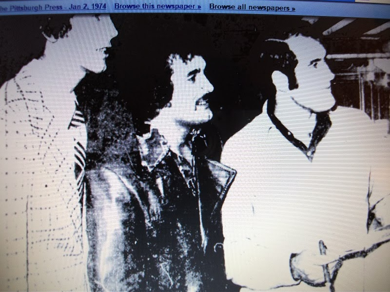 BOB MOOSE January 1974