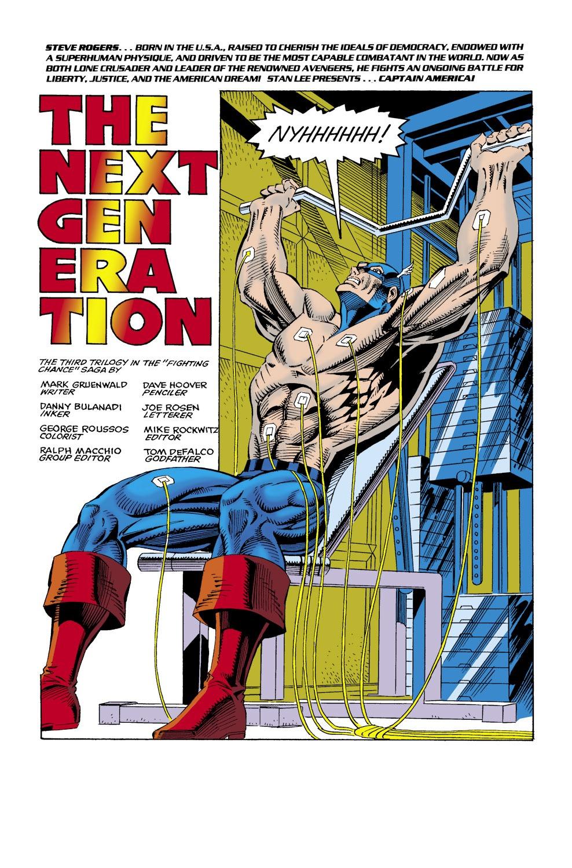 Captain America (1968) Issue #431 #381 - English 2