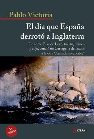 El día que España derrotó a Inglaterra   Pablo Victoria
