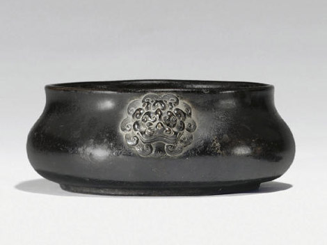 Documentary Ming Bronze Chinese Cultural relic.