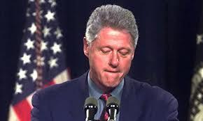 Bill Clinton in Congress