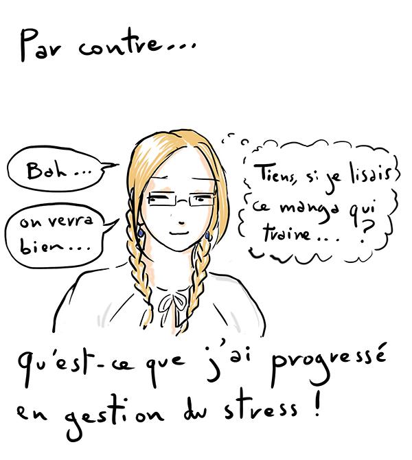 préparer une convention - gestion du stress