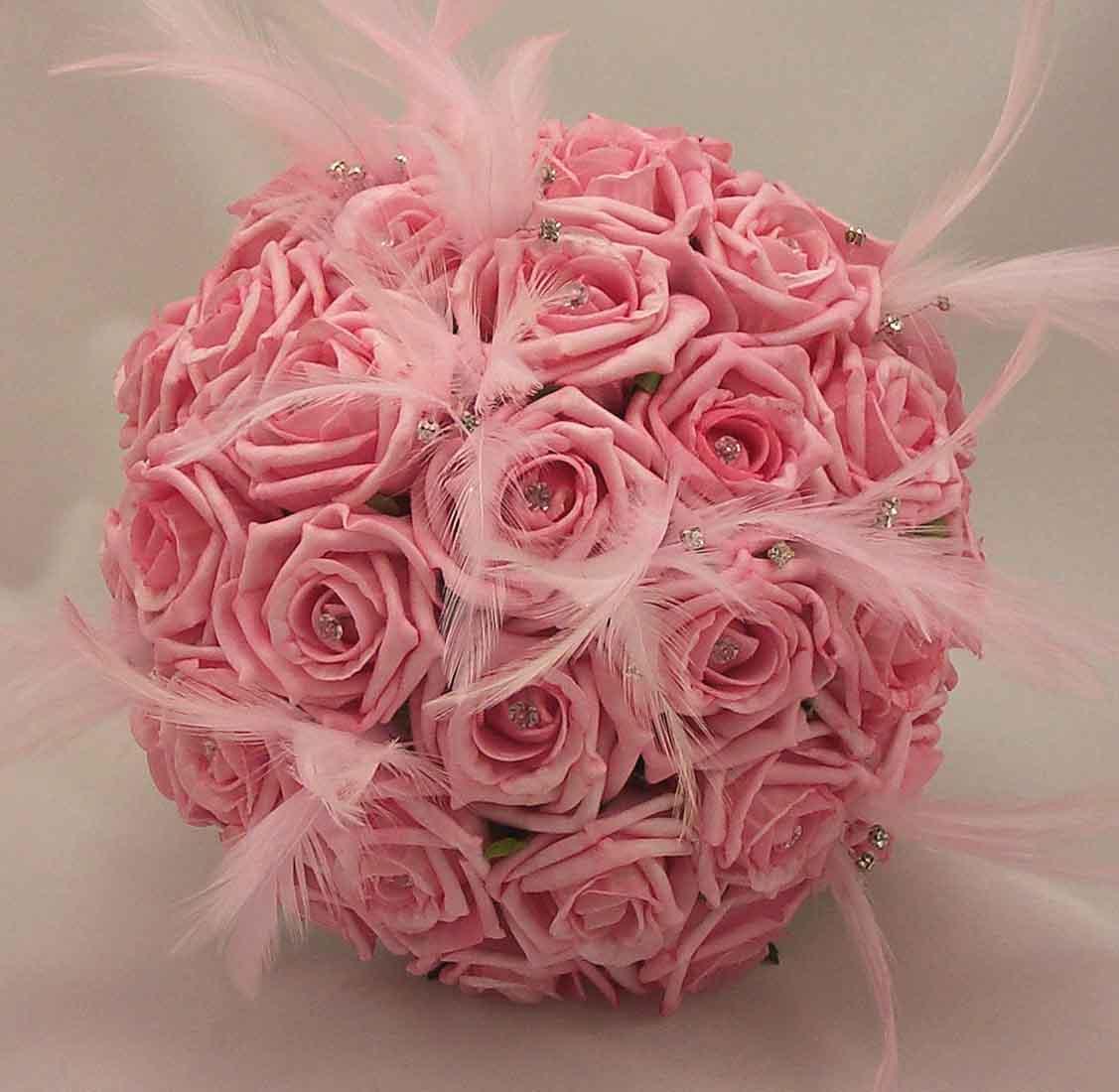Beautifull Flowers 2011: wedding flowers pink