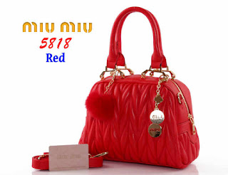 Tas KW Miu Miu Matelasse Mini Super 5818WC Jakarta