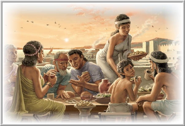 "a look at the multicultural society in mesopotamia Made with xara website by susan smily mesopotamian culture notes by dr honora m finkelstein it is generally acknowledged that civilization and ""cultural history."
