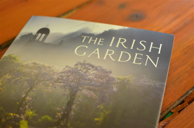 The Irish garden Book Review by Amy Renea