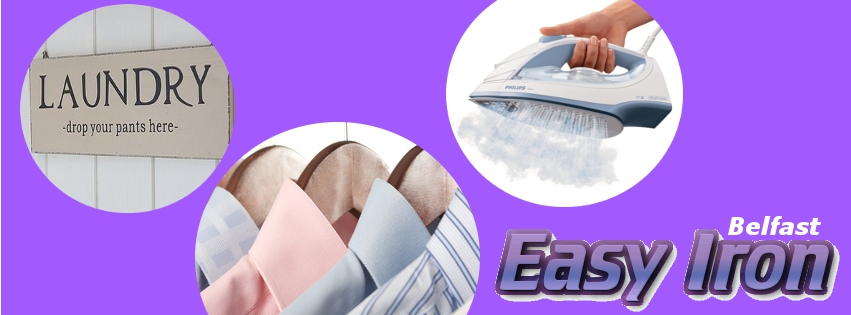 Easy Iron - Ironing & Washing Service in Belfast