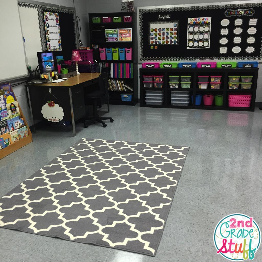 Classroom Setup Ideas For Second Grade ~ Nd grade stuff classroom reveal