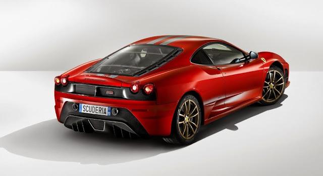 Foto Keren Ferrari F430 Sport Car