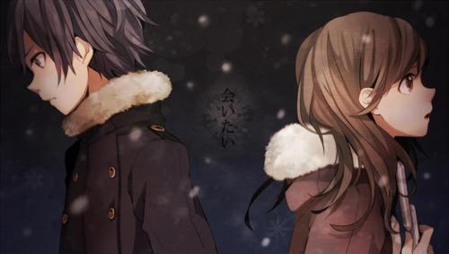 Romance Anime Couples