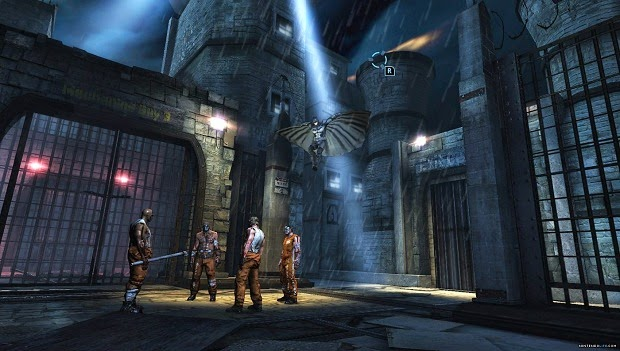 3DS Batman Arkham Origins Blackgate Screenshot