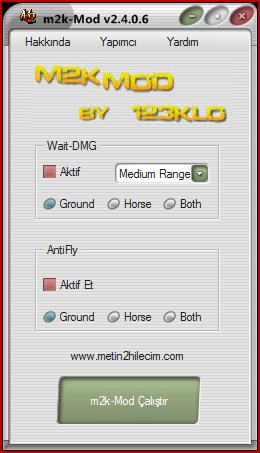 m2k-mod launch 2.4.0.6