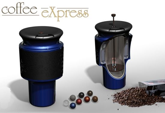 Coffee World 5 Design Coffee Makers Of The Future