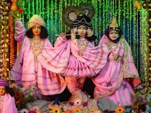 IPBYS - bhakti events calendar