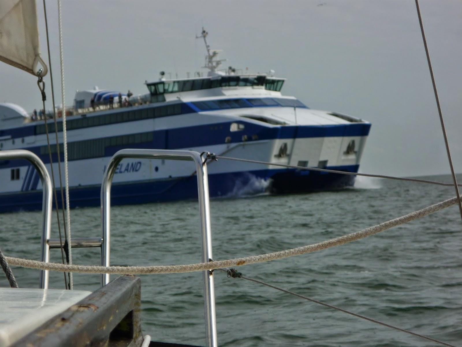 2011 waddensea trip sealiberty cruising ferry