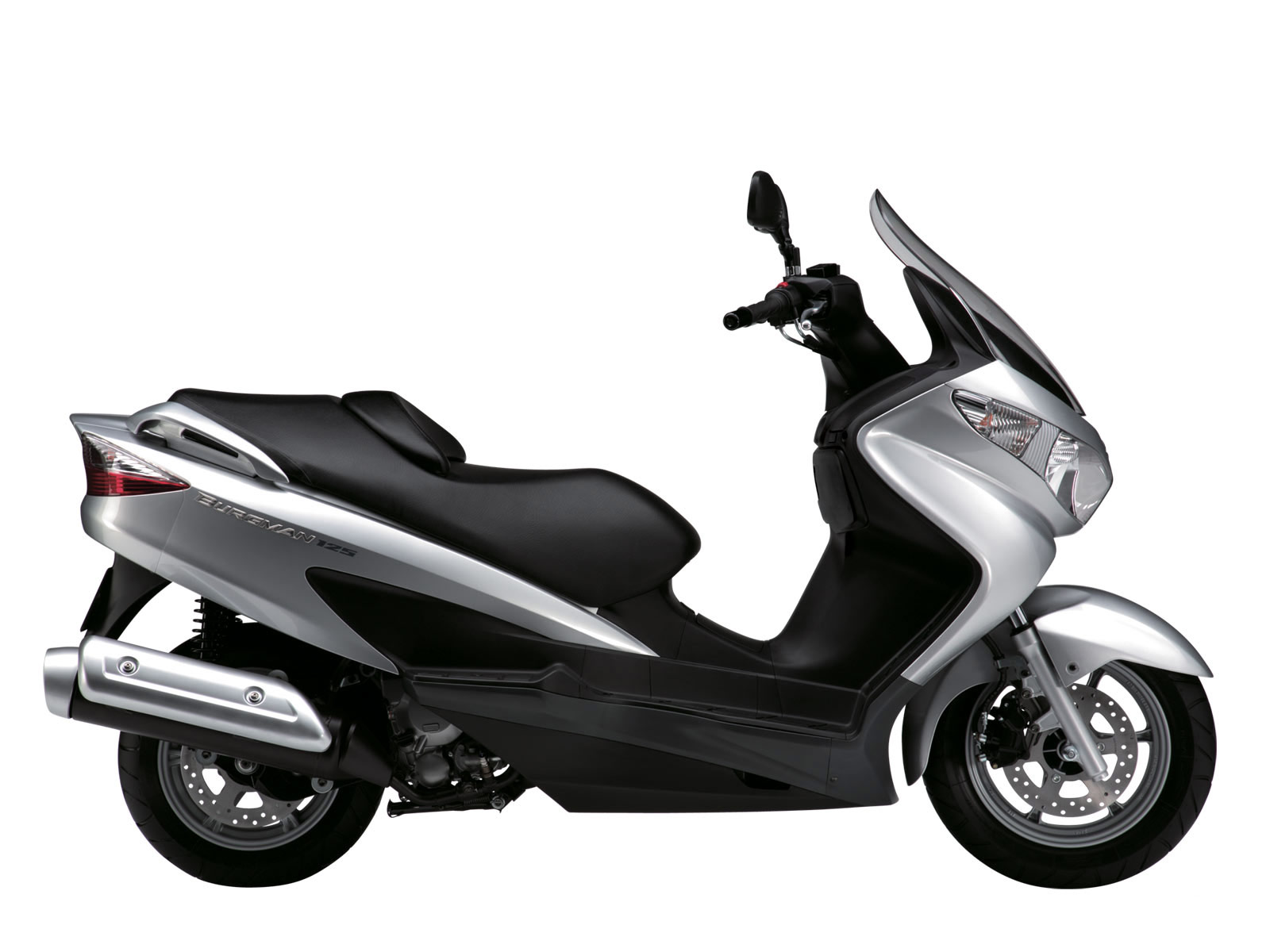2007 suzuki an burgman 125 scooter pictures specifications. Black Bedroom Furniture Sets. Home Design Ideas