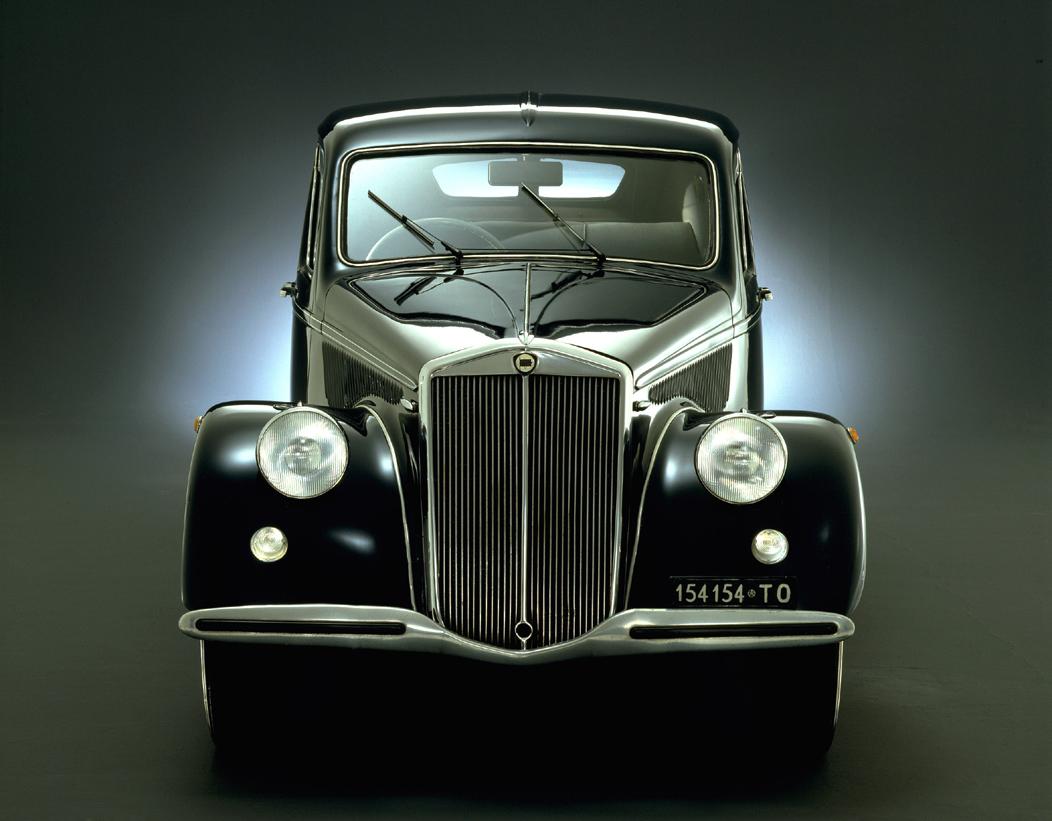 1936 Lancia Aprilia | PrimierAuto