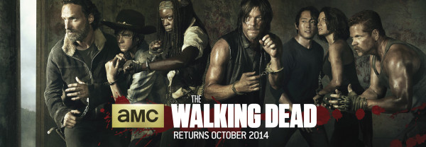The Walking Dead - Season 5 - Comic-Con 2014 - Key Art