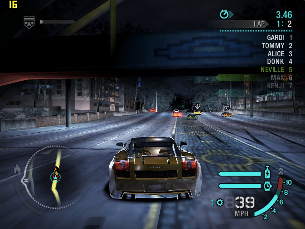 Need For Speed Carbon  Free Download Full Version