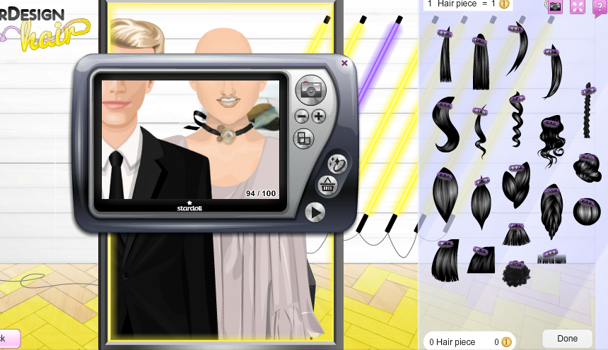 how to use interiors in stardoll