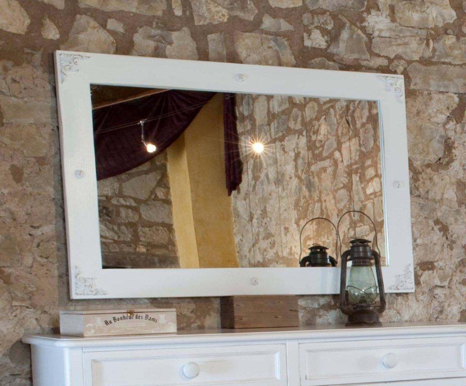 Arredamento country specchi country for Arredamento specchi