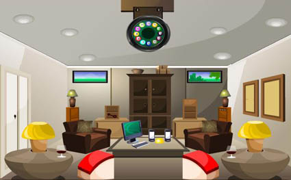 Wall Clock Room Escape
