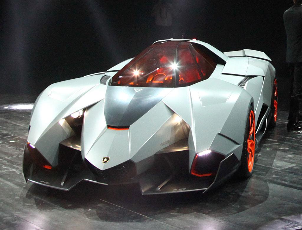 New Lamborghini Egoista 2013