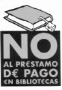 NO PAGAR POR LEER EN BIBLIOTECAS