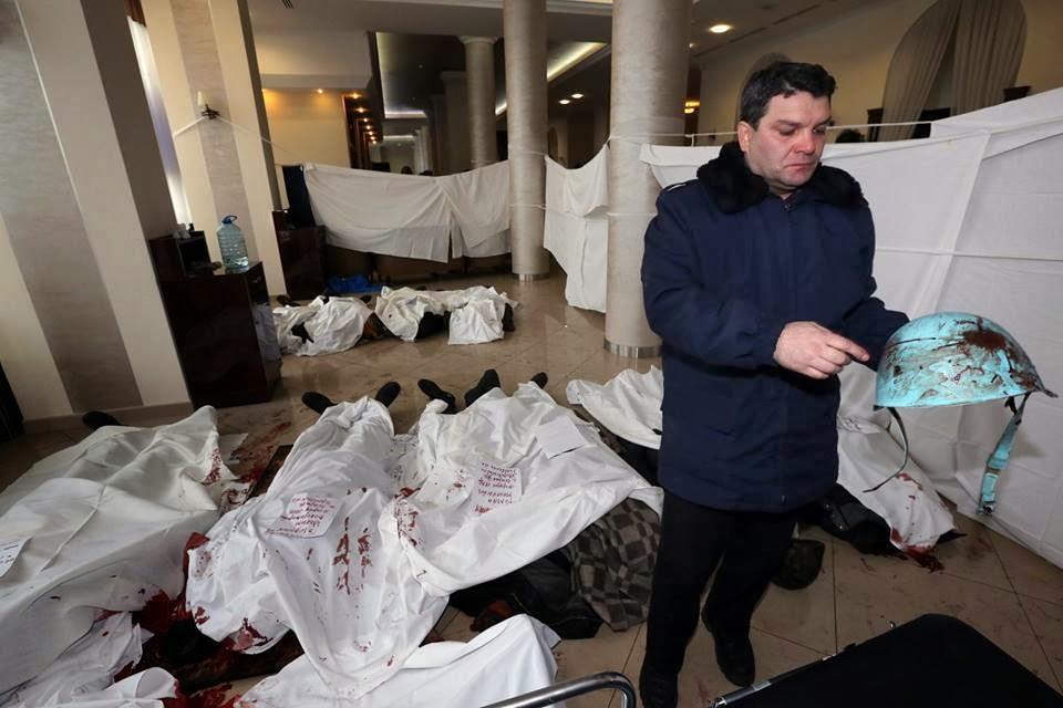 Cine sunt victimele din Ucraina?