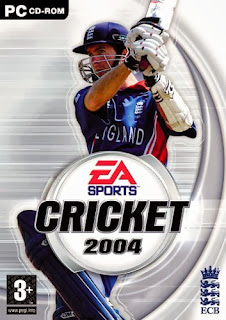 EA Cricket 2004 Game