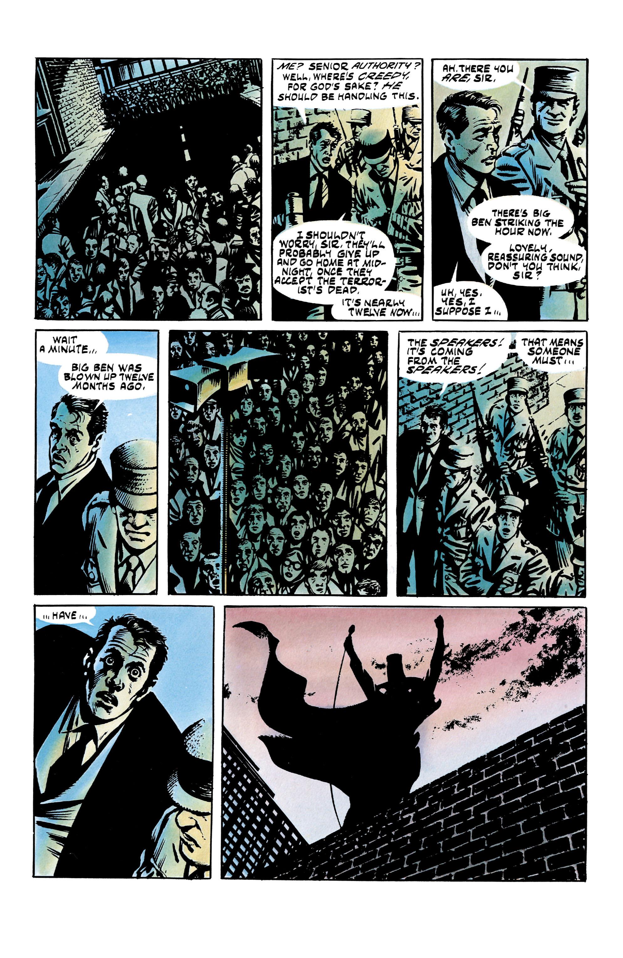 V for Vendetta chap 10 pic 21