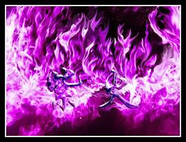 【紫火:淨化所有負面能量】