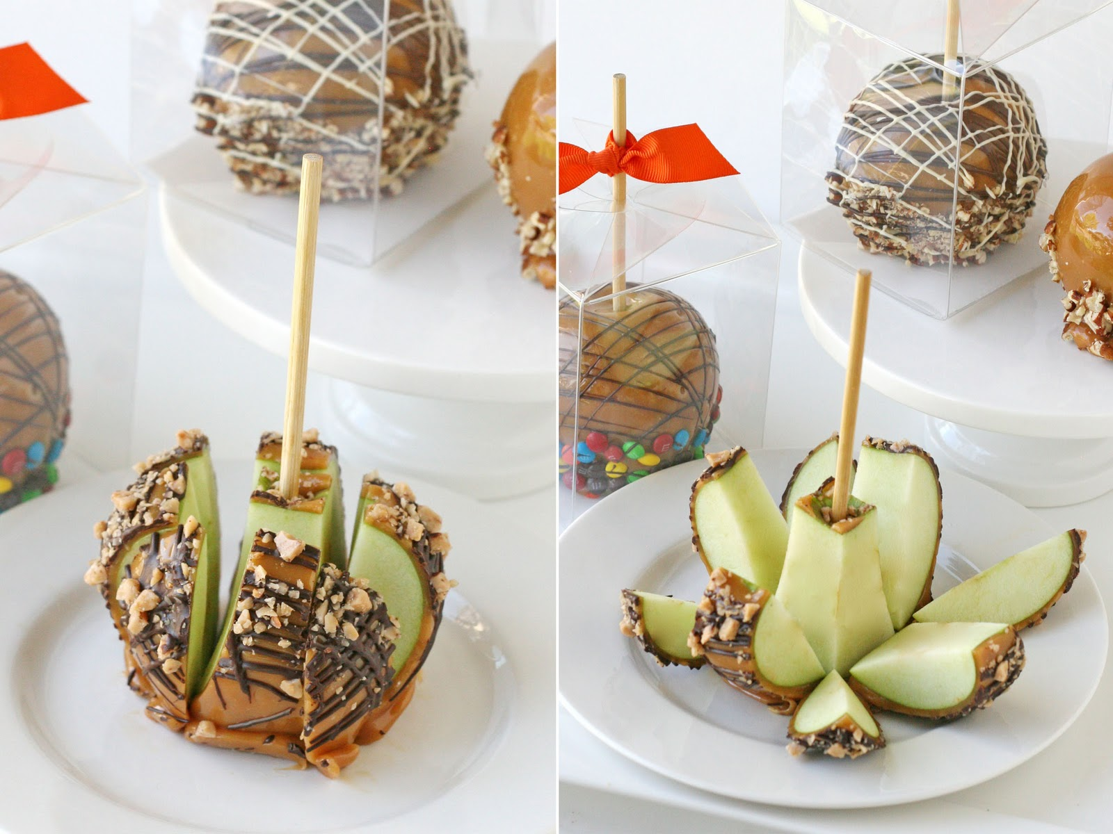 How to Make Gourmet Caramel Apples – Glorious Treats