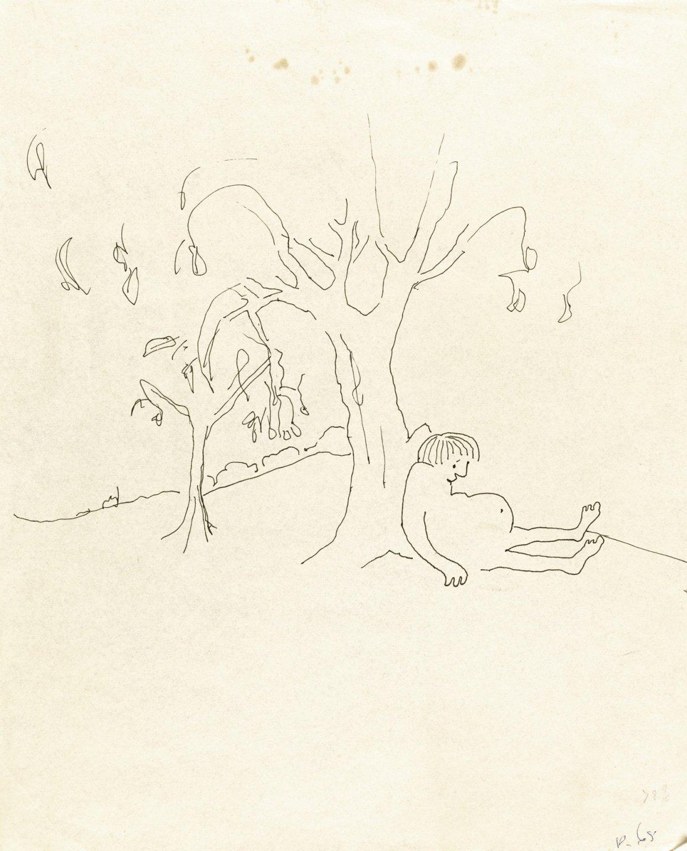 """Libros Pop: John Lennon Dibujos para """"In His Own Write"""" (1964) y """"A Spaniard in the Works"""" (1965) subastados en Sotheby's"""