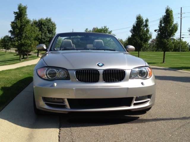 Daily Turismo: 15k: Sweet Six: 2008 BMW 128i Convertible 6spd