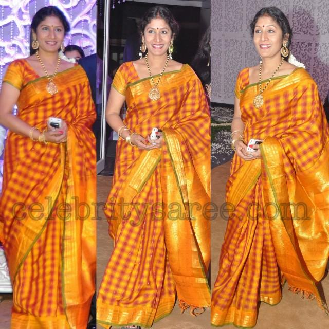 South India Fashion ~ Blouse Designs 2019