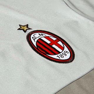 Gambar lambang Ac Milan