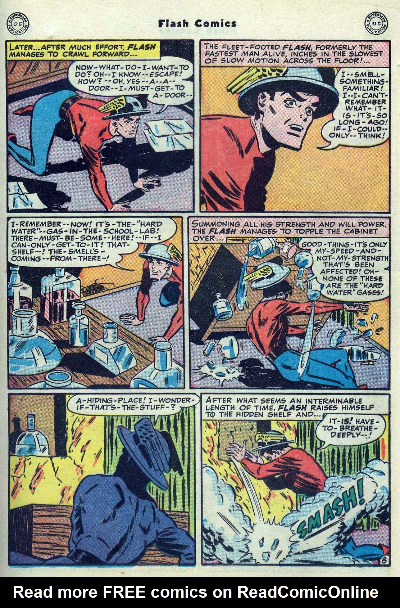 Flash Comics Issue #104 #104 - English 19