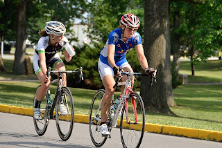 picture of top women bicycle racers at the River City Bicycle Classic