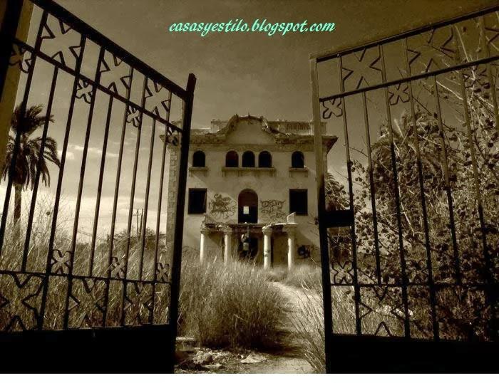 casas hechizadas del mundo