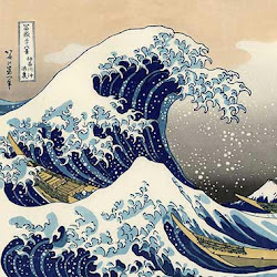 Katsushika Hokusa : The Great Wave
