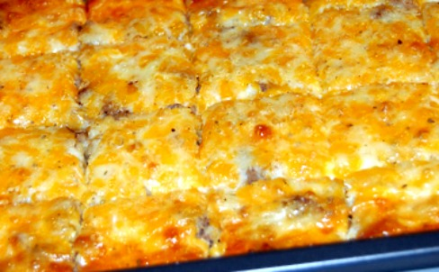 cornfed momma best ever breakfast casserole