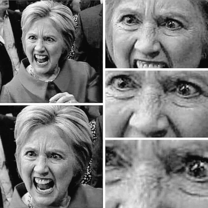 Demonic eyes?