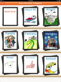 Scribble Press app