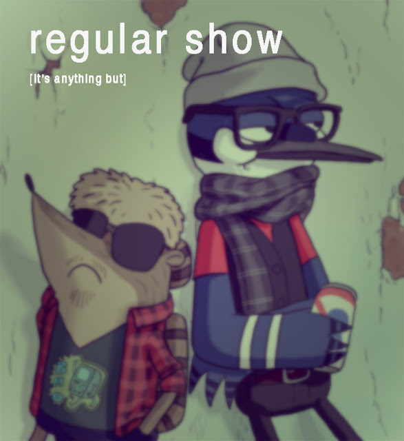 Regular Show Bump por SIRCollection