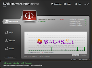 IObit Malware Fighter 1.4.0 Full Serial 3